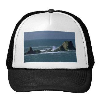 Dividing The Ocean Trucker Hat