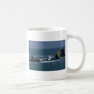 Dividing The Ocean Mugs