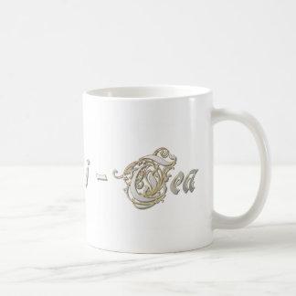 Divin - I -- Tea Mug