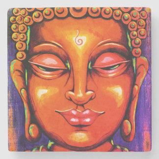 DIVINE Buddha Tile Stone Coaster