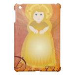 Divine Child Dazzling Fiery Angel's Wings iPadCase
