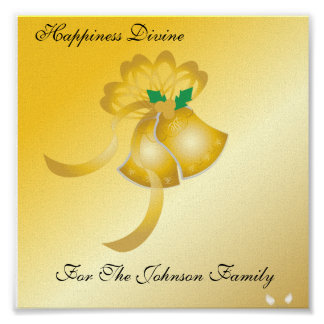 Divine Child Family Blessings-Customize Poster