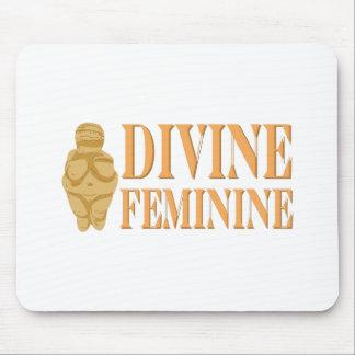 Divine Feminine Mouse Pad