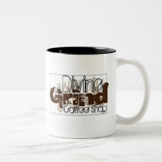 Divine Grind Two-Tone Mug