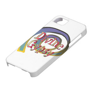 Divine Gypsy Colorful Swirling Design iPhone 5 Cases