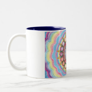 Divine Integration Mandala 6 Mug