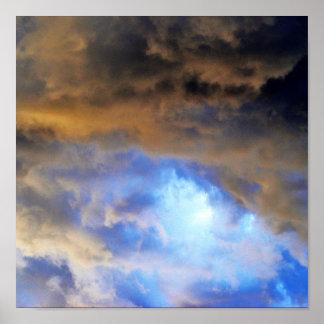 Divine Light Poster