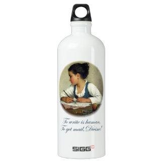 Divine Mail SIGG Traveller 1.0L Water Bottle