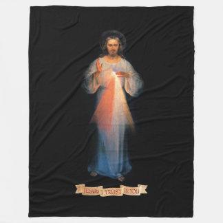 Divine Mercy Blanket