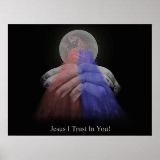 Divine MErcy Eucharist Posters