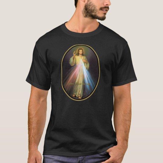 DIVINE MERCY IMAGE T-Shirt