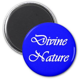 Divine Nature - Personal Progress Value magnet