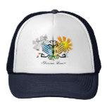 Divine Opposite Mesh Hat