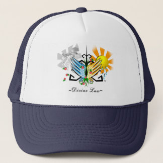 Divine Opposite Trucker Hat