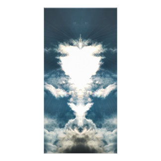 Divine Photo Card