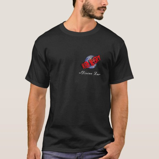 Divine Red Alert 2 T-Shirt