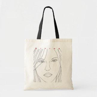 Divine Tote Tote Bags