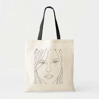 Divine Tote Budget Tote Bag