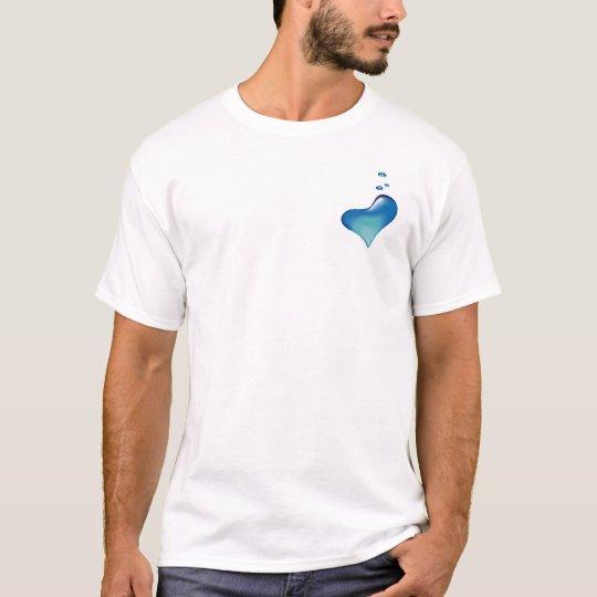 Diving A Dream, Matthew Johnston Supporter T-Shirt
