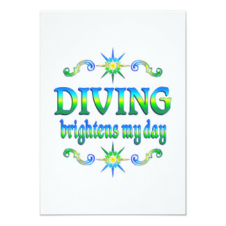 Diving Brightens Personalized Announcements