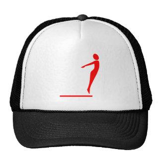 Diving Figure - Red Cap
