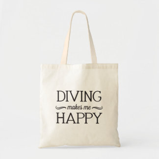Diving Happy Bag - Assorted Styles & Colors