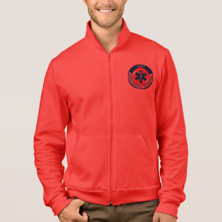 Diving Medical Technician DMT Fleece Jacket