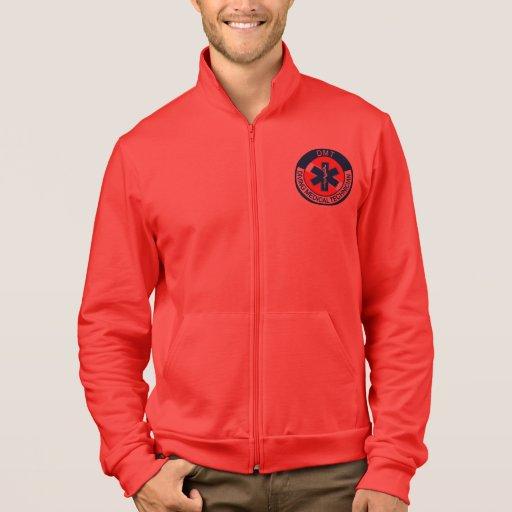 Diving Medical Technician (DMT) Fleece Jacket