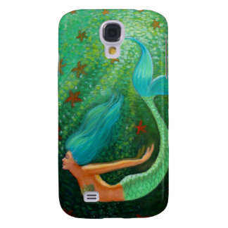 Diving Mermaid Galaxy S4 Case