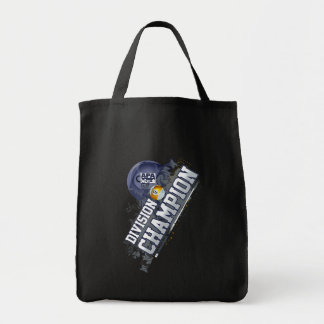 Division Champion 9-Ball Grocery Tote Bag