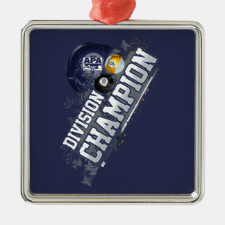 Division Champion Christmas Ornament