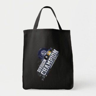 Division Champion Grocery Tote Bag