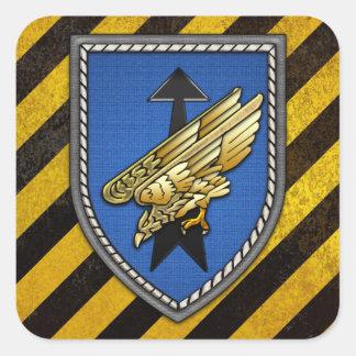 Division Spezielle Operationen [DSO] Square Sticker