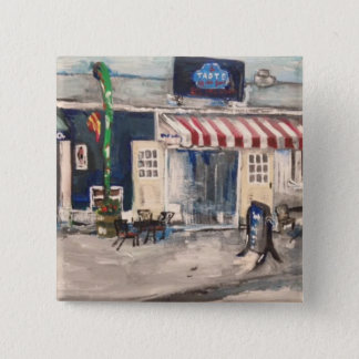 Division Street, Kelley's Island Button