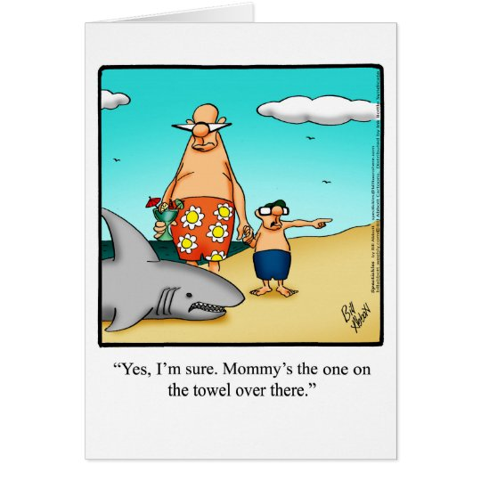Divorce Humour Greeting Card For Him