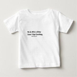 Divorce Items Baby T-Shirt
