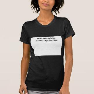 Divorce Items T-Shirt
