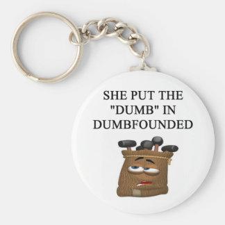 divorce joke for men keychain