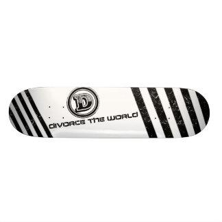 Divorce The World Deck 1 Skateboards