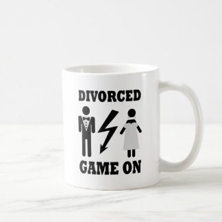 divorced game on icon mugs