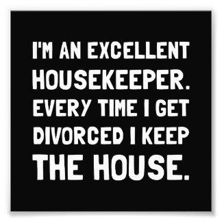 Divorced Housekeeper Photo