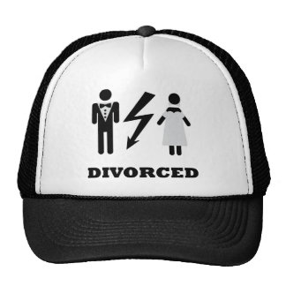 divorced icon hat