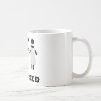 divorced icon mug