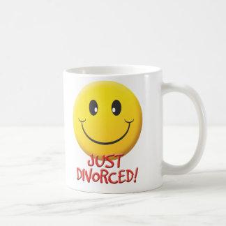 Divorced Coffee Mugs