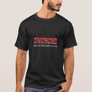 Divorced t-shirt
