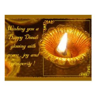 Diwali -3 postcard