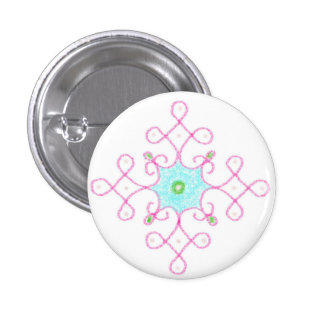 diwali blessings 3 cm round badge