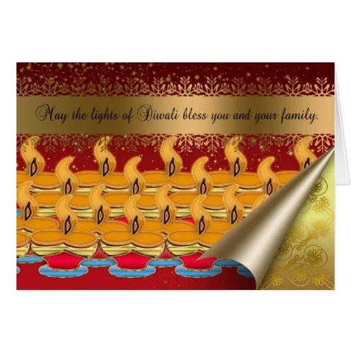 Diwali Card, Happy Diwali