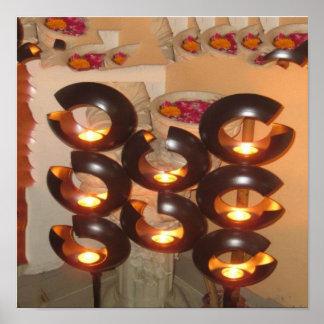 DIWALI : Deepawali Dipawali Festival of Lights Poster