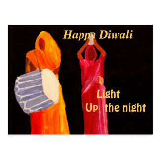 Diwali Postcard